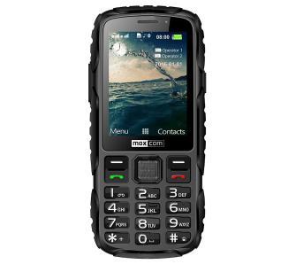 Telefon komórkowy Maxcom MM920 Strong (czarny)