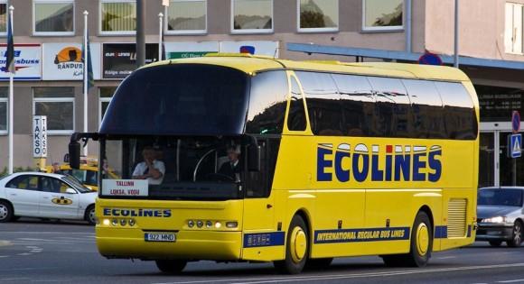 Sprzedaż Ecolines: 50% zniżki z Polski do Europy