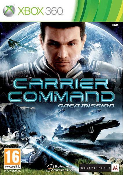 Carrier Command: Gaea Mission za 12,99zł oraz Men In Black III: Alien Crisis za 16,99zł na Xbox 360 @ Empik