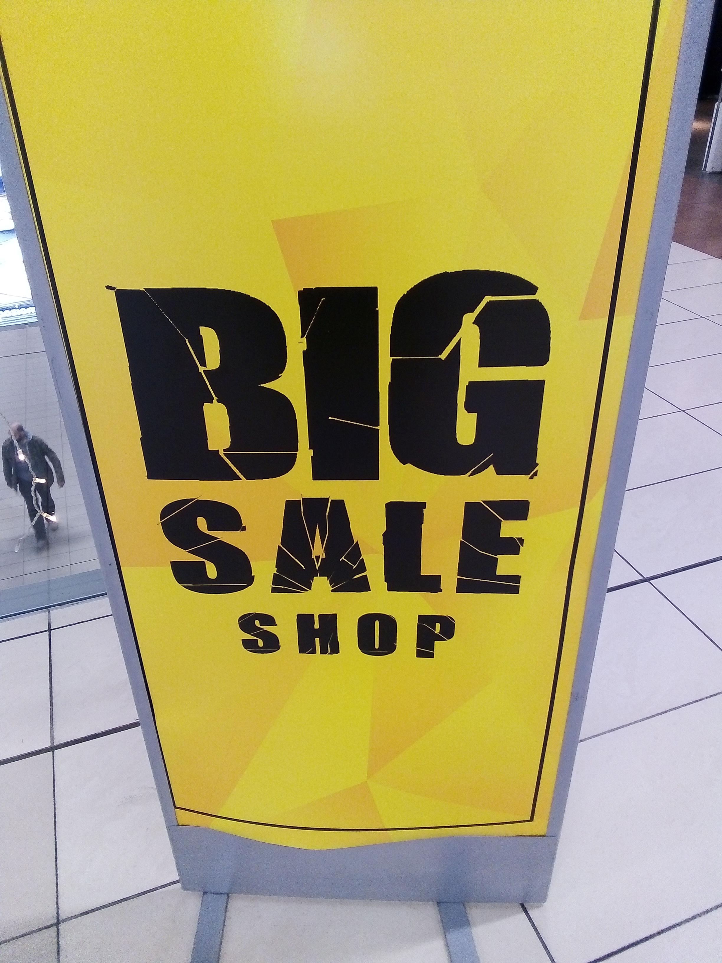 BIG SALE SHOP, Arkady Wrocławskie, 33zł sztuka przy zakupie 3 sztuk, marki Stradivarius lub Pull&Bear