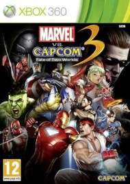 Marvel vs. Capcom 3: Fate of Two Worlds (X360)