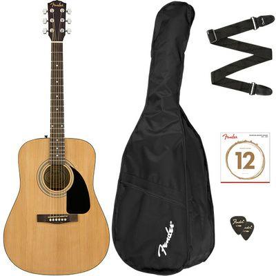 Fender FA-115 WN NAT Pack V2