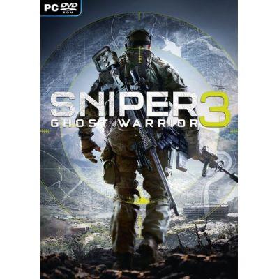 Sniper Ghost Warrior 3 STEAM- Kaszanka Zone