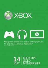 Xbox live gold 14 dni