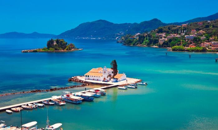 Grecja - Wyspa Korfu, 7 dni