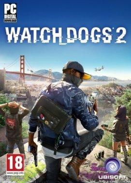 Watch Dogs 2 Standard PC Uplay