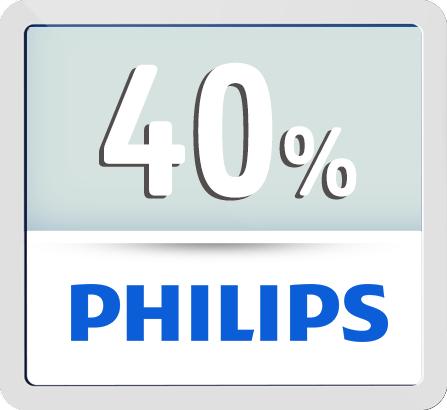 40% zniżki Philips - tym razem Payback
