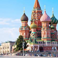 St. Petersburg i Moskwa w marcu 2020r.