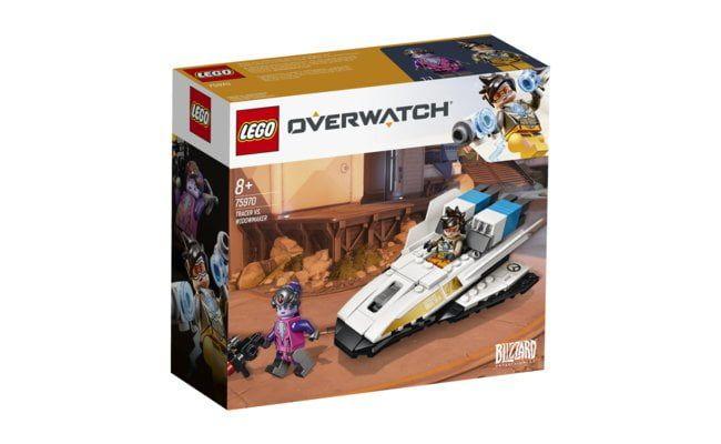 Klocki LEGO Overwatch Smuga vs. Trupia Wdowa (75970)