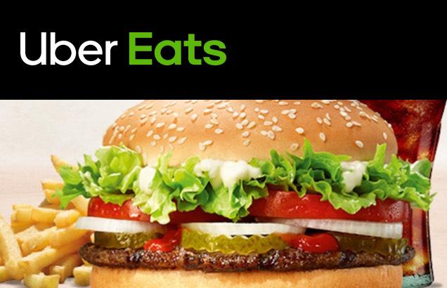 Nielimitowana darmowa dostawa z Burger King