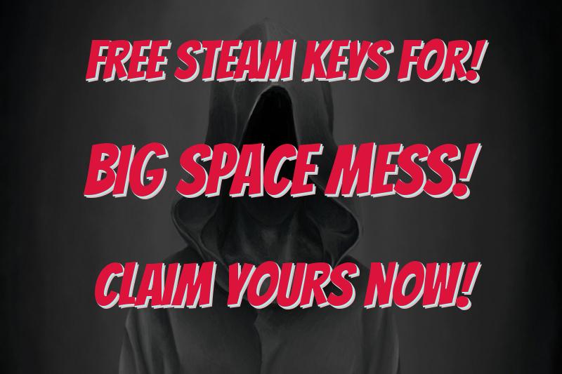 Darmowe klucze/keye do  gier(Steam) Heaven Island.Big Space Mess i.t.p @gleam.io