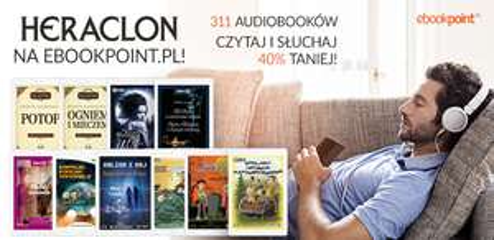 311 audiobooków 40% taniej @ ebookpoont