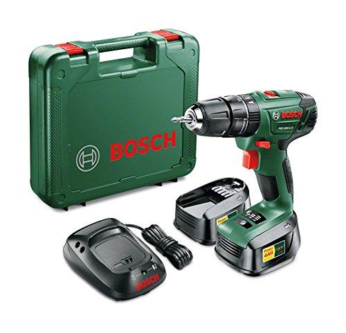 Bosch PSB 1800 LI-2 (2 x akumulatory) za ok. 395zł @ Amazon.uk