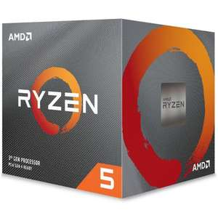 Procesor AMD Ryzen 5 3600X [3,8GHz, 32 MB, BOX]