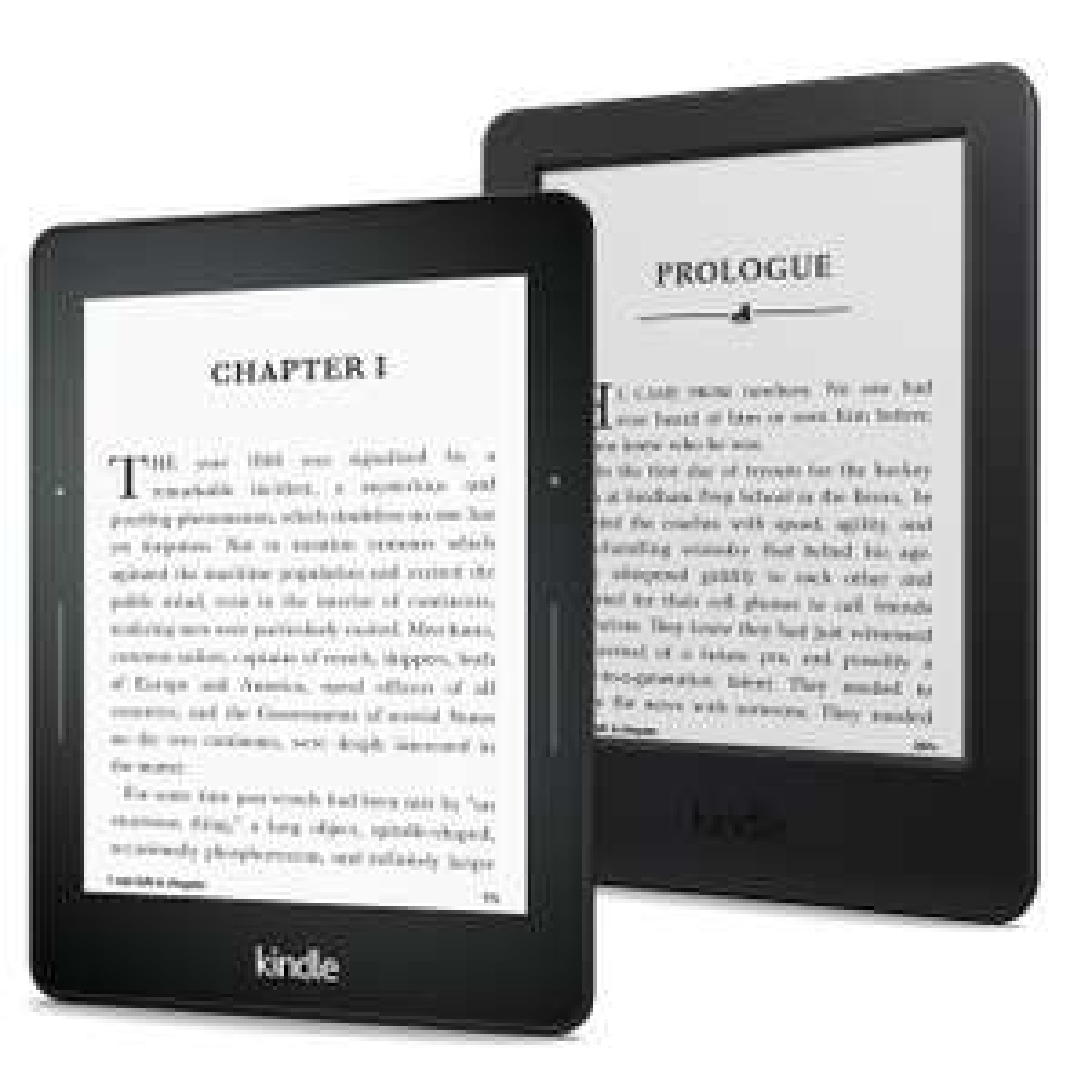 Kindle Paperwhite III oraz Kindle Voyage 30€ taniej @ Amazon.it