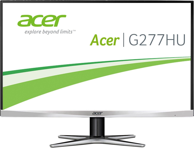 "Monitor Acer 27"" (LED, WQHD, 16:9, 1 ms) za ok. 1215zł @ Amazon.de"