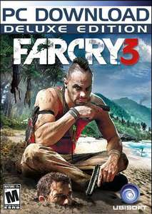 Far Cry 3 Deluxe Edition za ok. 28,05 zł (Uplay) @ Newegg