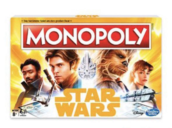 Monopoly Star Wars Empik