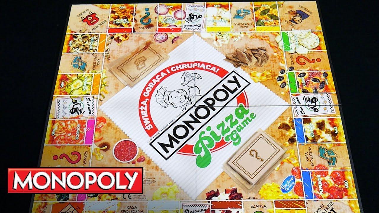 Monopoly Pizza taniej w Empiku