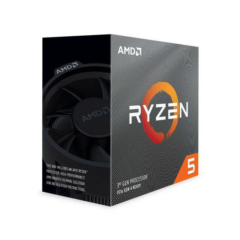 Procesor AMD RYZEN 5 3600X 3.8 - 4.4GHz