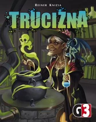 Trucizna, Tichu, Wizard, Mamma Mia! i inne gry karciane G3 w wyprzedaży