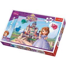 Wszystkie puzzle -25% (Cars 2 - 100 elementów za 12.74, Violetta: Zaśpiewajmy - 500 elementów za 18.74 zł) @ Toys'R'us