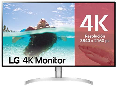 """Monitor LG 32UL950-W - Monitor 4K UHD (31,5"""") na Amazon.es"""
