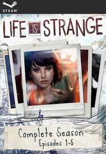 Life is Strange - Complete Season (1-5) Steam @ Square Enix