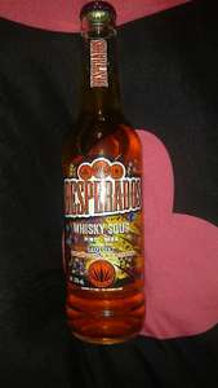 Nowy Desperados Whisky Sour