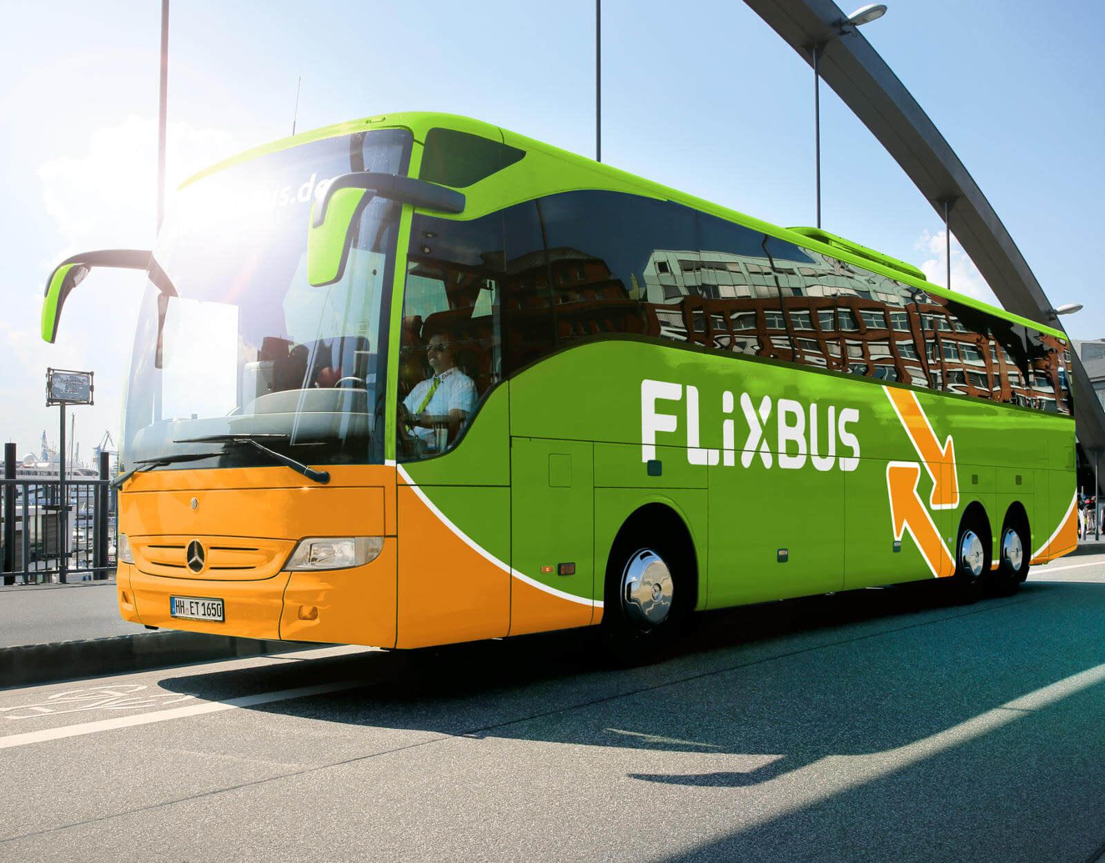 Flixbus Niemcy - przejazdy w terminie 07.01-05.02 od 25.99 zł do 05.01