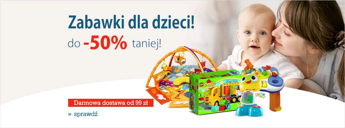 Zabawki dla dzieci! Do 50% taniej. @ Agito
