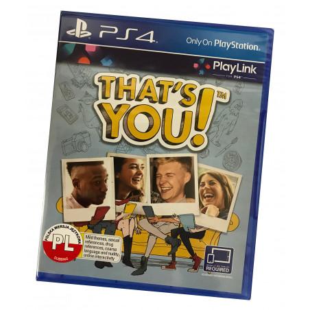 To jesteś Ty! PS4 Link PL Wersja Pudełkowa