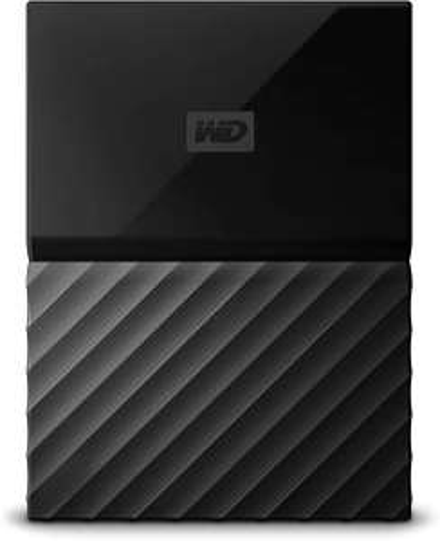 Dysk WD My Passport 4 TB Portable Hard Drive
