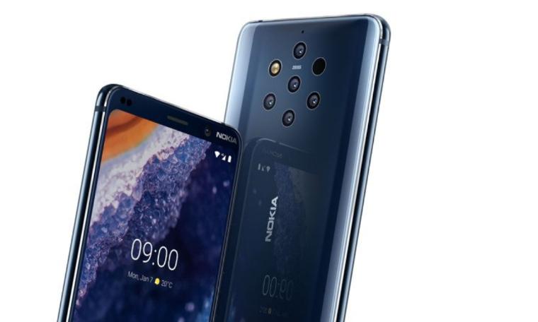 Nokia 9 PureView tańsza o 150 zł