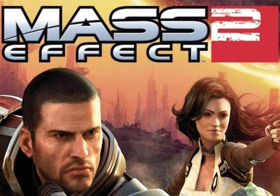 Mass Effect 2 za 2,55 zł @ GAMIVO