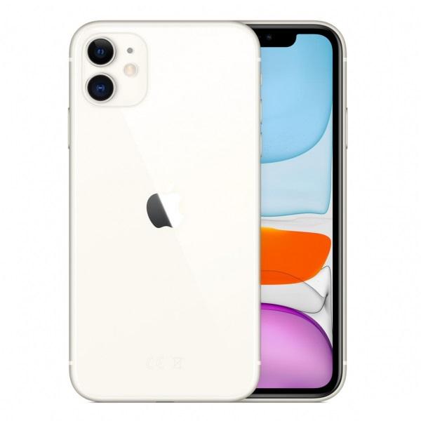 Iphone 11 64GB Biały - Okazja warta uwagi
