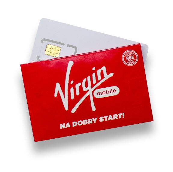 Kody zniżkowe -50% na pizzę Telepizza przy kupnie startera @ Virgin Mobile