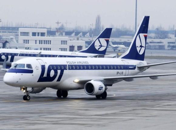 Sprzedaż LOT: zniżki na loty z Polski do Europy, Azji i Ameryki