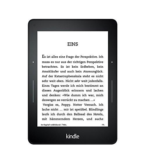 Kindle 7 (-10€), Kindle Paperwhite III (-20€) i Kindle Voyage (-30€) @ amazon.de
