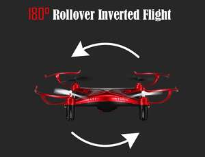 JJRC H22 3D RC Quadcopter