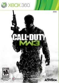 Call of Duty: Modern Warfare 3 XBOX360, EMPIK