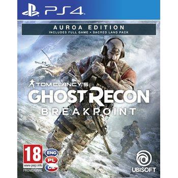 Tom Clancy's Ghost Recon Breakpoint - Edycja Auroa PS4/Xbox One