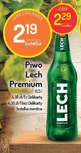 Piwo Lech 0.5 Mila