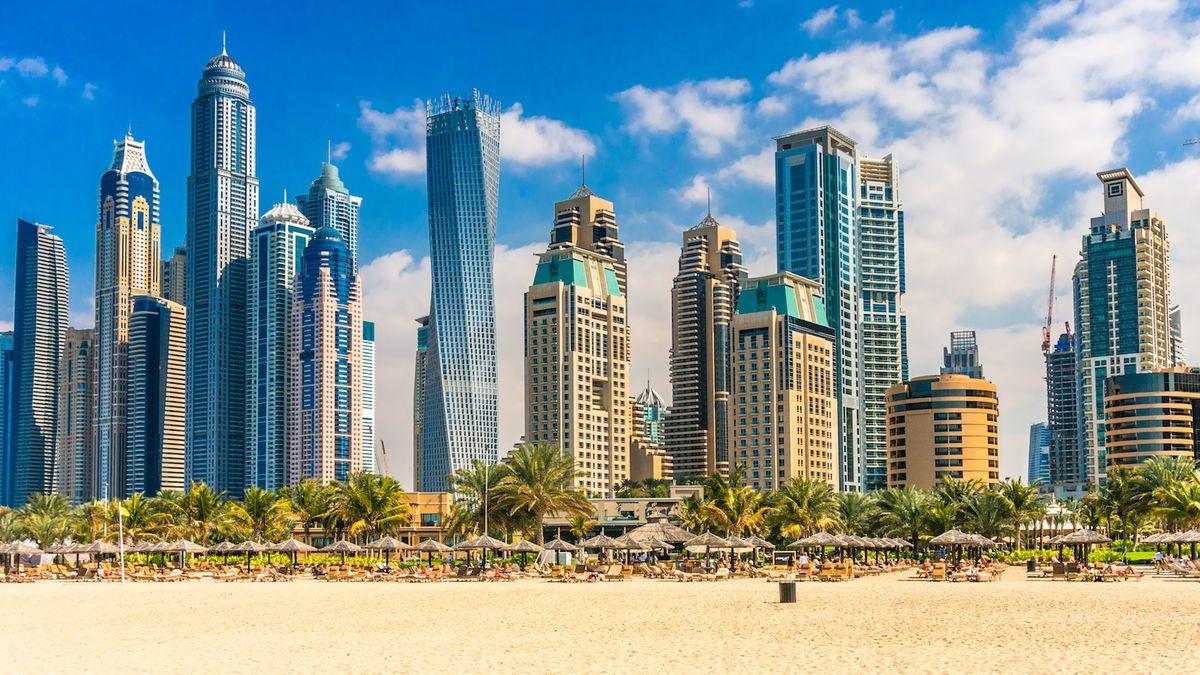 Last minute! Tydzień w Dubaju za 858 PLN/os! Apartament przy plaży + basen i siłownia