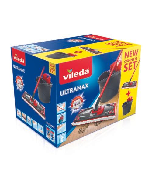 Zestaw Vileda Ultramax w Bricomarché