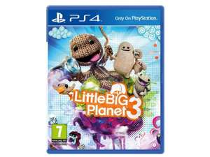 Little Big Planet na PS4 za 1,33zł. Bład cenowy?