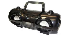Manta Harlem BT MM274 Bluetooth AUX CD MP3 - super boombox