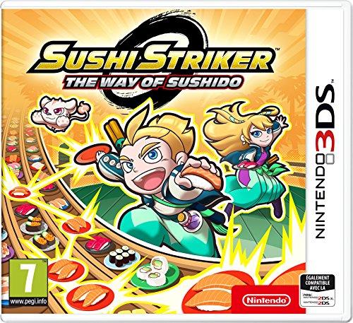 Sushi Striker : The Way of Sushido gra Nintendo 3DS