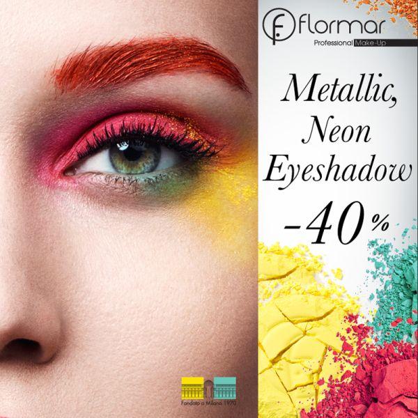 40% rabatu na cienie do powiek i inne promocje @ Flormar