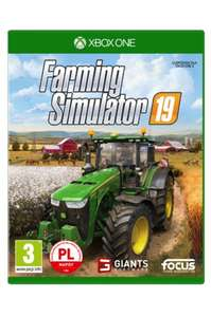 Farming Simulator 19, XBOX ONE, Allegro
